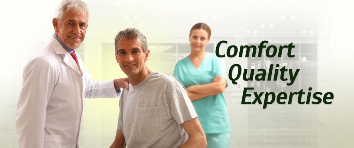 Comfort - Quality - Expertise